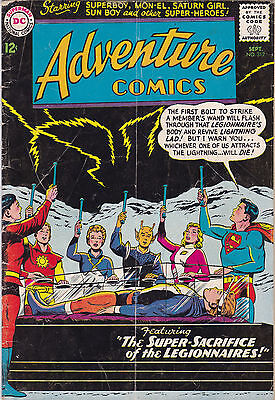 Adventure Comics #312 Fine+ To F/vf