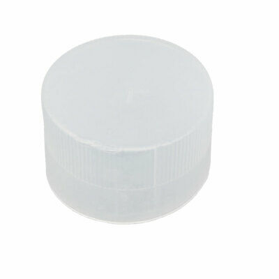 uxcell 80Pcs 26mm Inner Dia PE Plastic End Cap Bolt Thread Protector Tube Cover