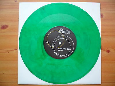 "All About Eve - Some Finer Day - Limited 10"" Green Vinyl Single"