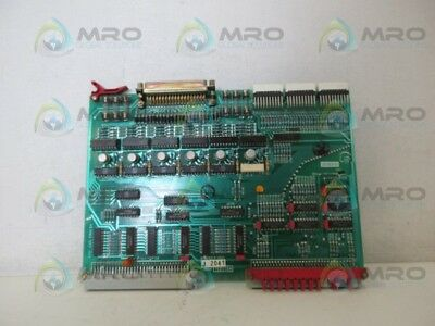 Harland Simen Hs26681201 Issue 6 Circuit Board *new No Box*