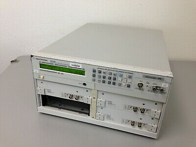 Keysight / Agilent E5270B Parametric Measurement System Mainframe, 8-Slot