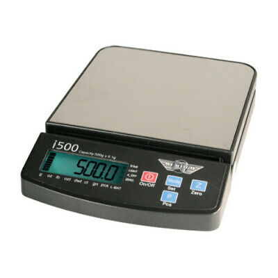 My Weigh i500 Electronic Table Top Digital Jewelry Scale Black