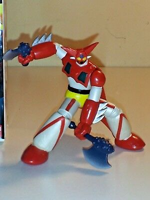 """Super Robot Best Posing Collection """"getter One"""" Trading Figure Gashapon"""