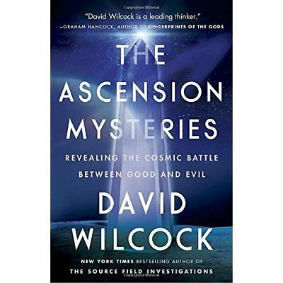The Ascension Mysteries - Paperback (15 Aug 2017) NEW Wilcock, David 15/08/2017