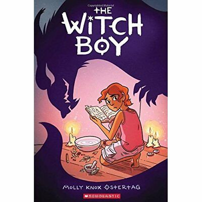 The Witch Boy - Paperback (31 Oct 2017) NEW Ostertag, Molly 31/10/2017