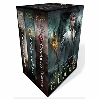 Infernal Devices box set  - Paperback NEW  02/06/2016