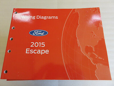 2015 ford escape workshop manual