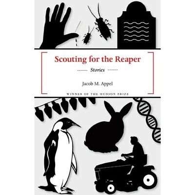 Scouting for the Reaper - Paperback NEW Jacob M. Appel( 2014-02-15