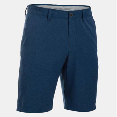 Under Armour Golf Men's Match Play Vented Shorts Size: W34 Academy Navy 18616