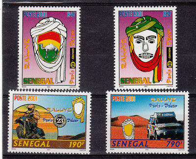 Senegal: 2001 Sports Divers set of 4 stamps. MUH/MNH. High Reatil & Going cheap