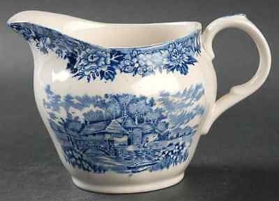 Salem ENGLISH VILLAGE-BLUE 10 Oz Creamer 669107
