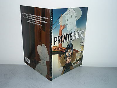 Private Ghost (Crisse & Carrere)  Tome 1 Red Label Voodoo  Eo Soleil 2001