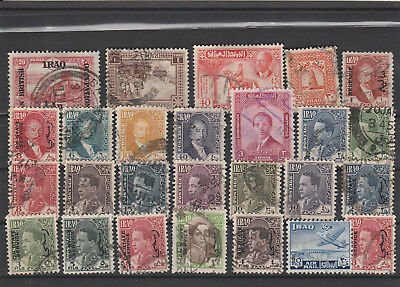 Iraq Iraq Middle East older Postage Stamps mix old Stamps mix Lot Am 5052