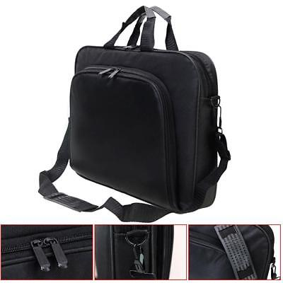 "Portable Handbag Shoulder Laptop Notebook Bag Case for 15"" Computer PC Black GA"