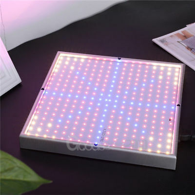 290 LED Grow Light Lamp Panel Quad-band Full Spectrum For Hydroponic Plant