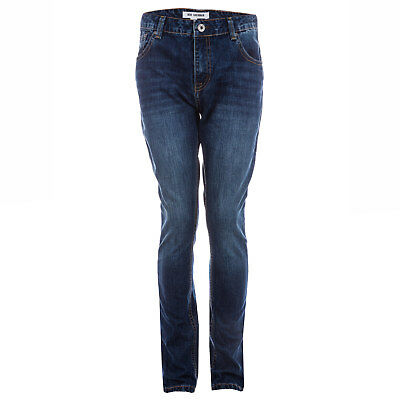 Boys Ben Sherman Junior Boys Slim Fit Jeans in Blue - 8-9 From Get The Label
