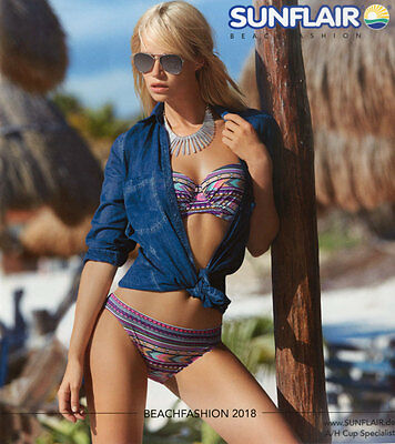 SUNFLAIR City Beach Katalog Swimwear Sexy Bademode Beachfashion LookBook