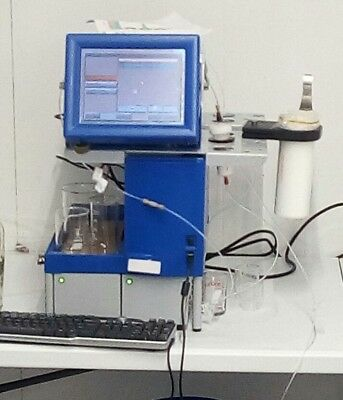 Biotage SP1 Flash Chromatography System *Warranty* CBD oil Purification THC