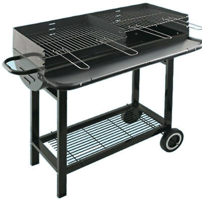 Barbecue a carbonella Colorado 2 Griglie cm 96x41x93 h