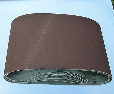 "10 Cloth Floor Sanding Belt 7-7/8""x29-1/2 180 grit Drum Sander Sandpaper"