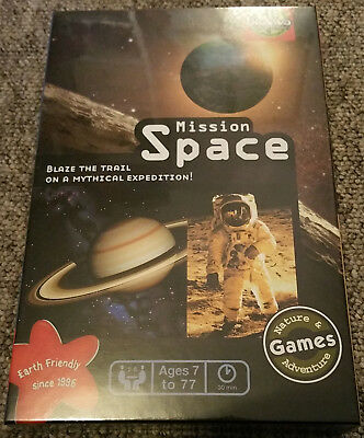 MISSION SPACE  - Bioviva Board Game (Sealed and unplayed)