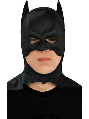 Batman Adult Dark Knight Chinless Half Costume Mask