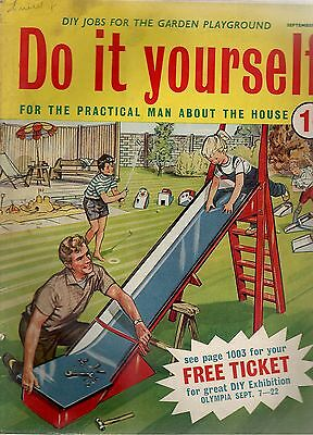 1962 september 24480 do it yourself magazine diy jobs for the garden 1962 september 24480 do it yourself magazine diy jobs for the garden playground 200 picclick uk solutioingenieria Gallery