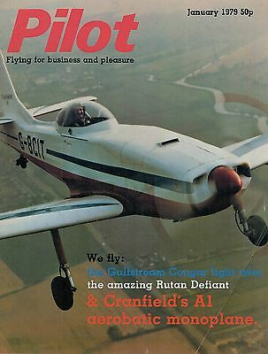 1979 JANUARY 52995  Pilot FLYING FOR BUSINESS AND PLEASURE