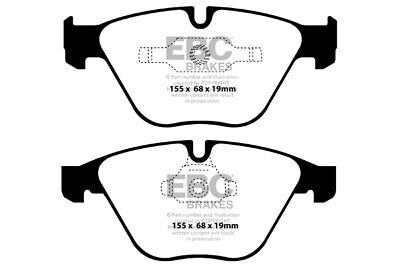 EBC Yellowstuff Front Brake Pads BMW 3 Series X 4WD E92 335 3.0 T/T  2007 > 08