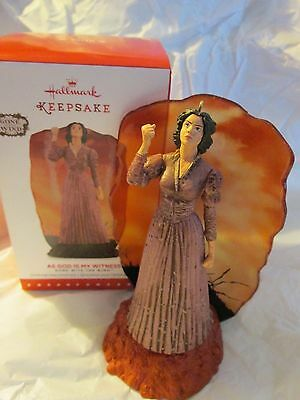 As God Is My Witness - GWTW - Scarlett - Gone With The Wind Magic Hallmark 2015