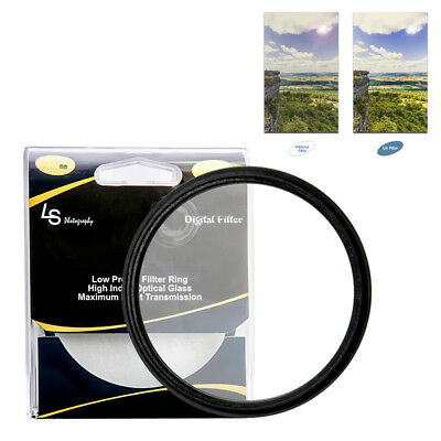 49mm Studio Camera Lens Accessory UV Protection Filter Ultra Thin Optical Glass