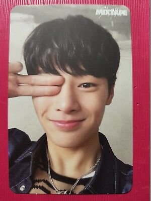 STRAY KIDS JEONGIN Official PHOTOCARD #2 1st Album MIX TAPE Photo Card Jeong In