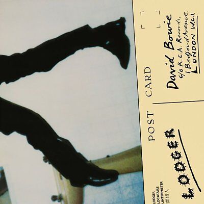 David Bowie - Lodger [Remastered] (NEW CD)