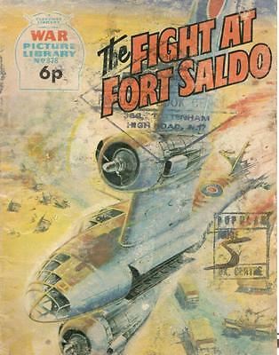 1973 878 31882 War Picture Library THE FIGHT AT FORT SALDO