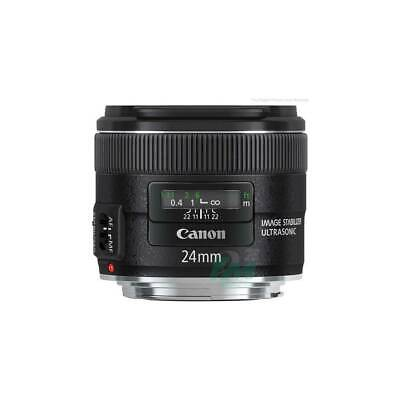 Canon Ef 24mm F 2.8 Is USM Warranty Ita 2 Years