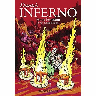 Dante's Inferno - Paperback NEW Emerson, Hunt 2012-10-10
