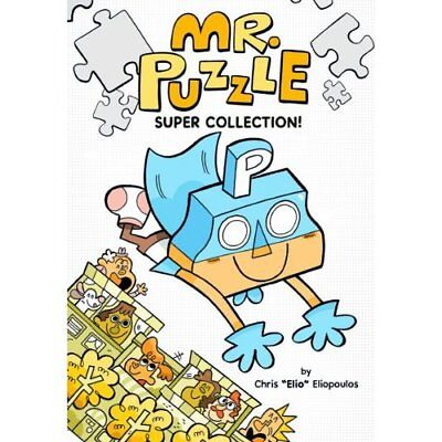 Mr. Puzzle Super Collection! - Paperback NEW Chris Eliopoulo 2013-11-01