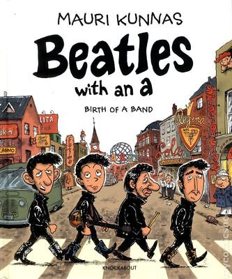 Beatles With an A HC (Knockabout) #1-1ST 2014 NM