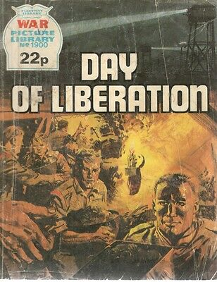 1981 No 1900 W37472 WWar Picture Library  DAY OF LIBERATION