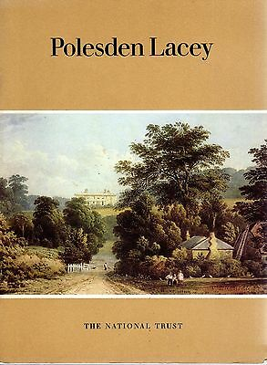 1976  Polesden Lacey 41113  National Trust Guide Book