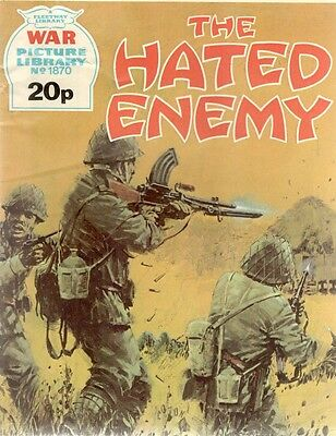 1981 No 1870 37315 War Picture Library  THE HATED ENEMY