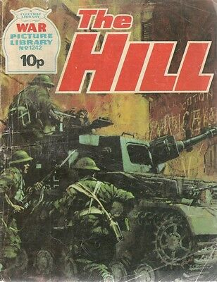 1976 No 1242 37455 War Picture Library  THE HILL