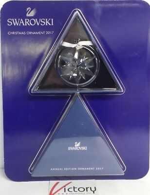 NEW Swarovski 5257589 Annual Edition Christmas Ornament 2017 A39