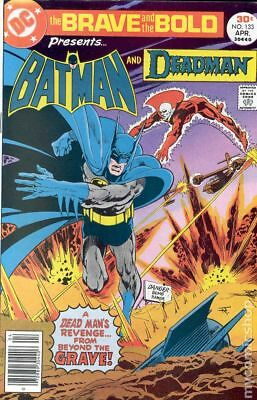 Brave and the Bold (1st Series DC) #133 1977 FN Stock Image