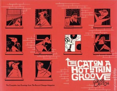 Cat on a Hot Thin Groove SC (Fantagraphics) #1-1ST 2013 VF