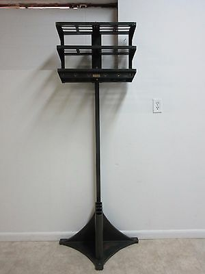 Vintage Industrial Clothes Tree Coat Rack Valet Silent Butler