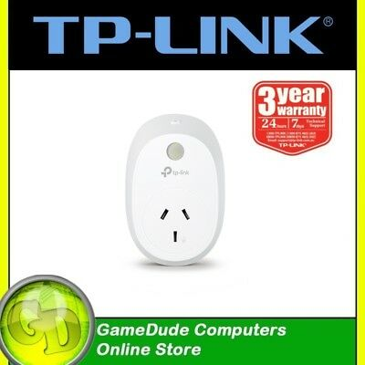 TP-LINK HS110 Smart WiFi Plug SWITCH with Energy Monitoring Smart App. F43
