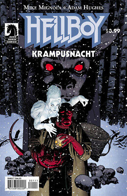 HELLBOY Krampusnacht (2017) - Cover A - New Bagged