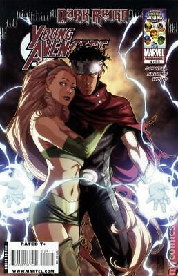 Dark Reign Young Avengers #4 2009 VF Stock Image