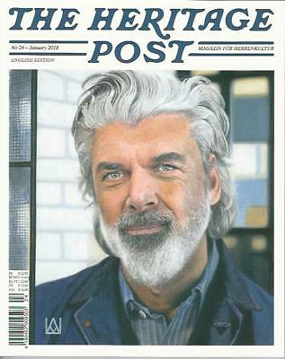 The Heritage Post - Issue 24 / Jan.18 (NEW),*Post included to UK/Europe/USA/Can